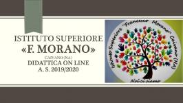 "eLearning IS ""F. Morano"""
