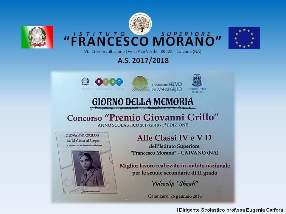 Premio G. Grillo